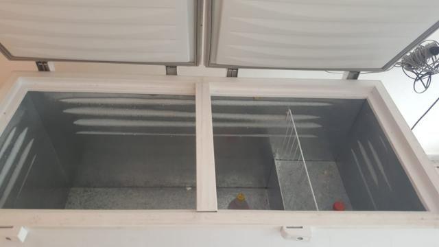 Vendo freezer 500 litros eletrolux novinho