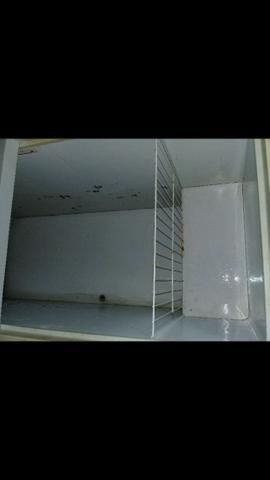 Vendo freezer duas portas 510 litros