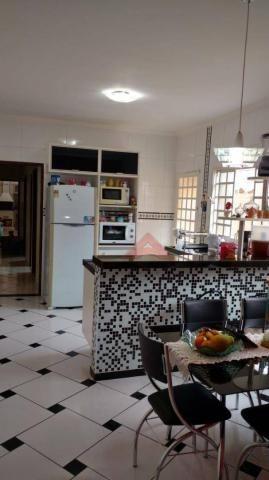Casa à venda, 156 m² por r$ 450.000,00 - vila industrial - são josé dos campos/sp