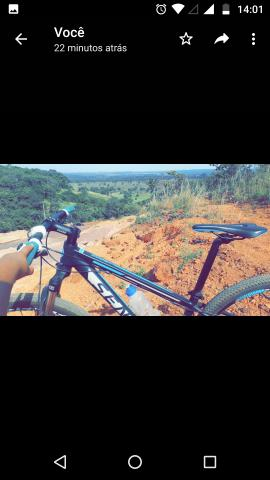 Vende-se Bicicleta para se praticar Pedal