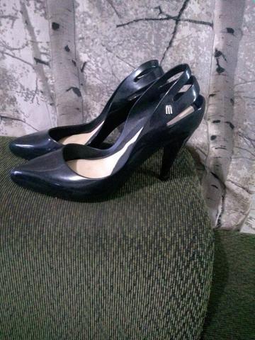 Sapato Melissa e Villa Rosa