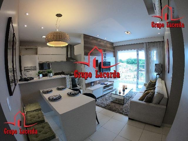 Parque Ponta Negra - condomínio Reserva das Praias - 67m² - 2 dormitórios