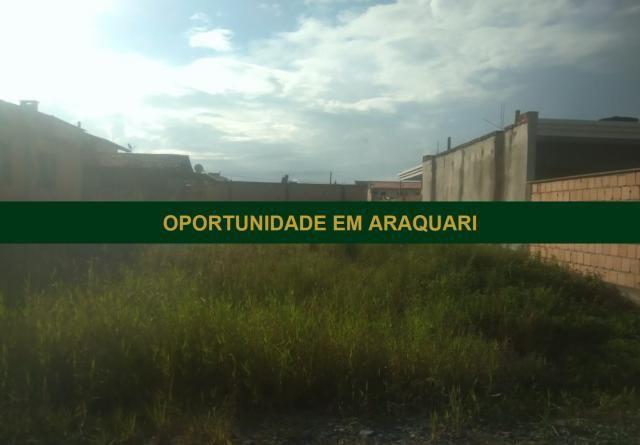 LINDO TERRENO NO ITINGA-ARAQUARI | PRONTO PARA CONSTRUIR | 10X24 | PRÓXIMO A DURIN