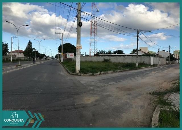 Lote de 484m2 no Bairro Planalto