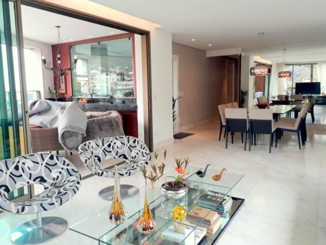 Apartamento 4 quartos à venda, 4 quartos, 4 vagas, serra - belo horizonte/mg - Foto 4