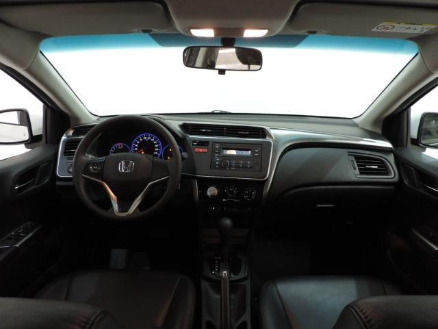 Honda City LX 1.5 Flex Automático - Foto 10