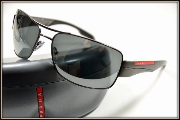 ab5584d2a Óculos de Sol Prada Linea Rossa Masculino - Bijouterias