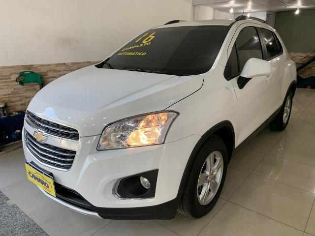 Gm - Chevrolet Tracker 2016 Gnv 5ª Geraçao, Ipva 2019 Gratis - Foto 3
