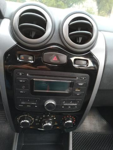 Renault Sandero EXP 1.0 flex 2012 completo - Foto 12