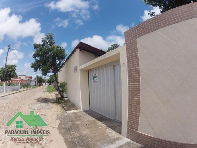 Agradável casa nas Carlotas em Paracuru