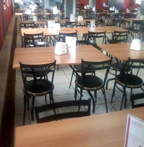 Mesa e Cadeira para Restaurante - Foto 2