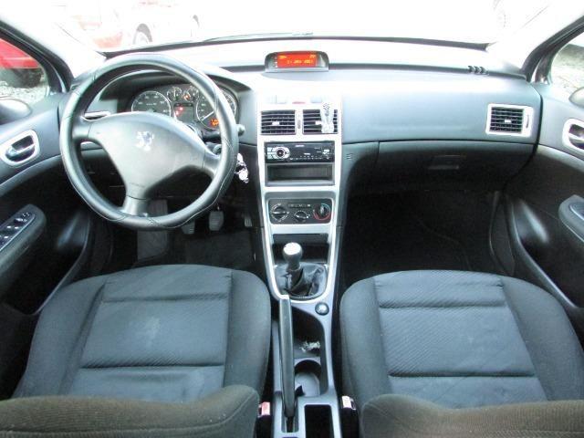 Peugeot 307 presence 48x539 sem entrada 1.6 completo - Foto 4