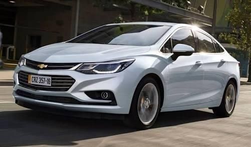 CHEVROLET  CRUZE 1.4 TURBO LT 16V FLEX 2019