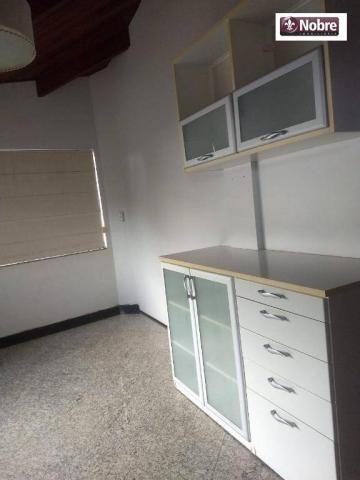 Sobrado com 4 dormitórios para alugar, 289 m² por r$ 3.520/mês - plano diretor sul - palma - Foto 16