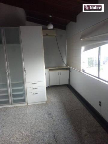 Sobrado com 4 dormitórios para alugar, 289 m² por r$ 3.520/mês - plano diretor sul - palma - Foto 15