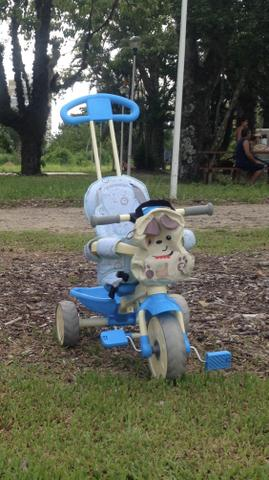 Triciclo Fisher Price Velobaby - Foto 4