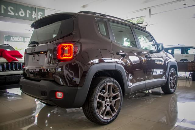 JEEP RENEGADE 1.8 16V FLEX LIMITED 4P AUT - Foto 7