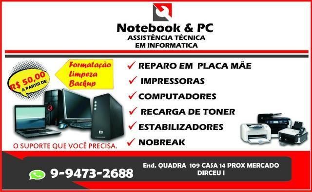 Assistência Técnica Impressoras - Foto 2