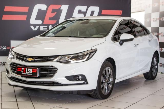 Chevrolet Cruze LTZ 1.4 TURBO 4P