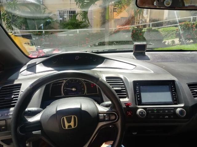 Honda Civic 2010 Dourado - Foto 4