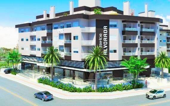 Floripa# Á 180 mts da praia, Apartamento dorms, 1 suíte.financiável! *