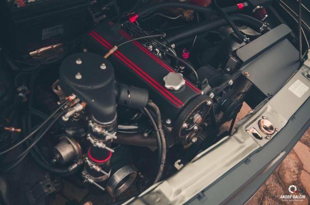Gol quadrado turbo 1993 - Foto 2