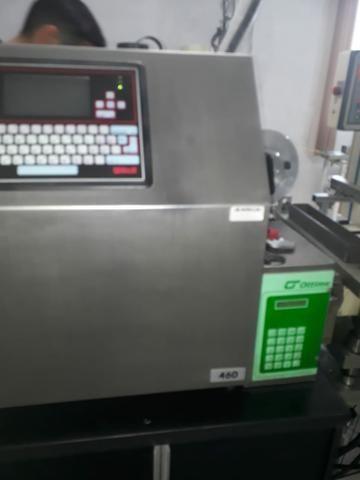 Impressora datadora Willet 460 - Foto 3