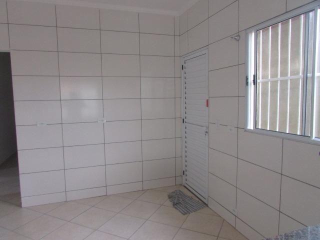 681 - Casa com financiamento direto 80 m² , á 500 metros da praia , Bairro Tupy - Foto 8
