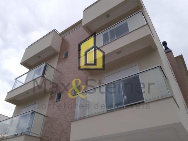Ingleses& A 400 metros da praia, Lindo Apartamento com móveis planejados, de 02 dorm - Foto 2