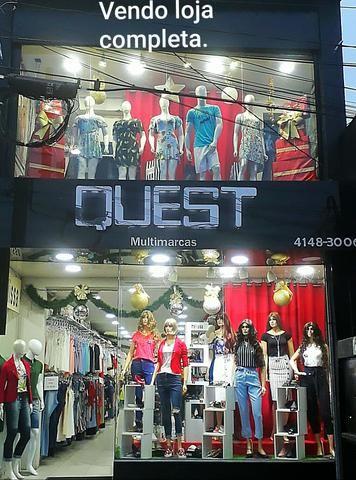 Vendo Loja de roupas Masc. e Fem. calçados e acessorios completa - Foto 12