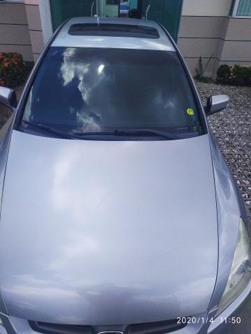 Lindo Honda Accord 2005 V6 Top de linha! - Foto 4