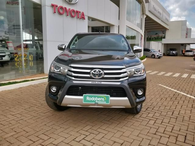HILUX 2018/2018 2.8 SR 4X4 CD 16V DIESEL 4P AUTOMATICO