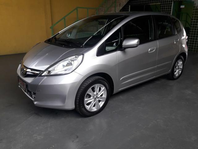 Honda fit 1.5 aut IPVA 2020 pago 2013!!8mil!!