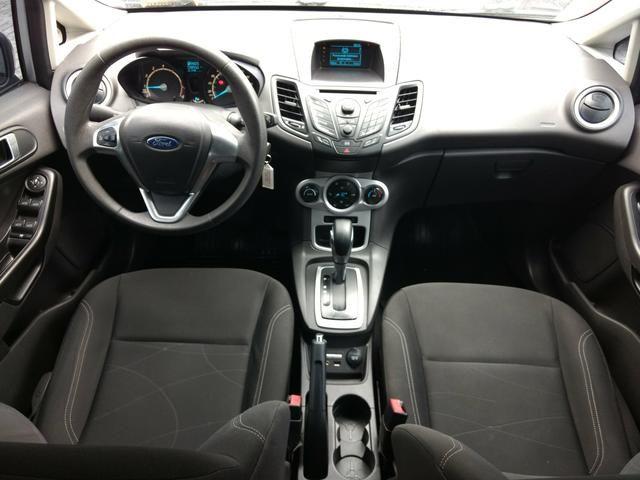 New Fiesta SE 1.6 Powershift Automatico de Único Dono 2014 - Foto 14