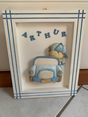 Quadro Arthur - Foto 2