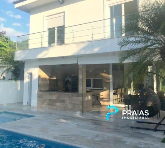 Casa à venda com 4 dormitórios em Praia de pernambuco, Guarujá cod:77392