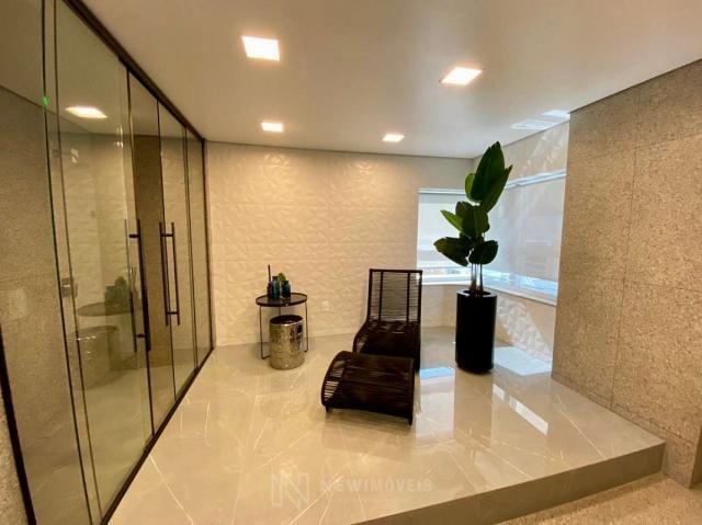 Apartamento Novo Quadra Mar 3 Suíte 3 Vagas em Balneário Camboriú - Foto 11