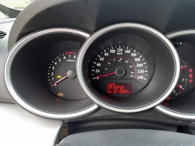 Kia Sorento 5 L 2.4 Preta banco Caramelo 2012 - Foto 7