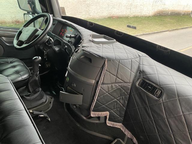 Vendo Volvo Fh 440 ano 2010 Trucado 6x2 Teto Alto manual - Foto 13