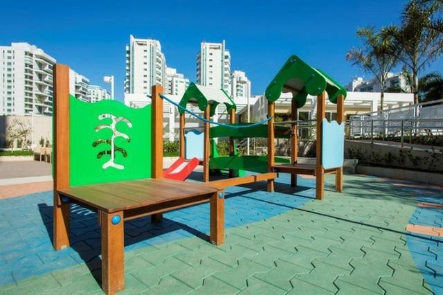 In Side Península | Apartamento na Barra de 3 quartos com suíte | Real Imóveis RJ - Foto 2
