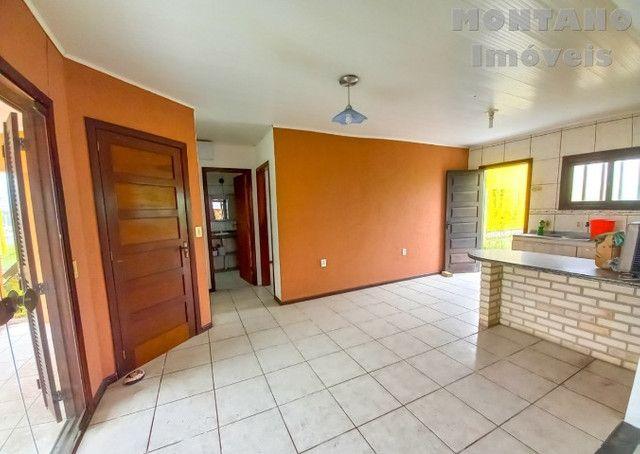 Casa na Zona Nova em Capão - 2 dormitórios - 2 quadras da Paraguassú - Foto 2