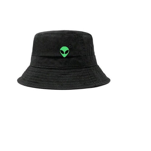 Chapéu bucket alien