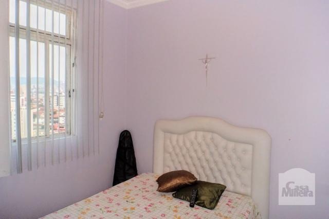 Apartamento à venda com 2 dormitórios em Caiçaras, Belo horizonte cod:270555 - Foto 11
