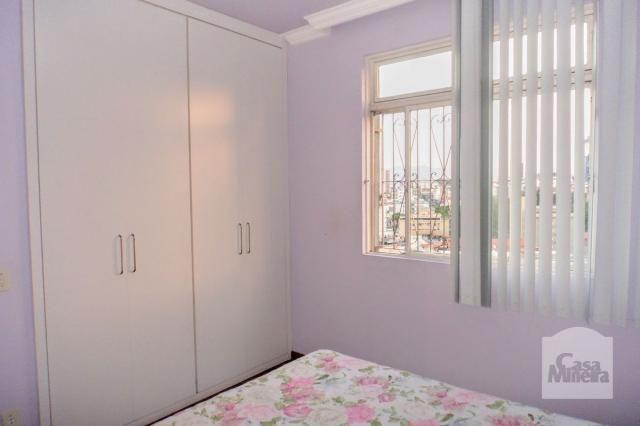 Apartamento à venda com 2 dormitórios em Caiçaras, Belo horizonte cod:270555 - Foto 9
