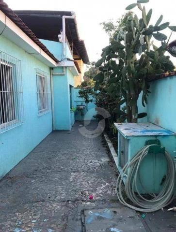 Casa com 3 dormitórios à venda, 56 m² por R$ 200.000,00 - Mutuá - São Gonçalo/RJ - Foto 15