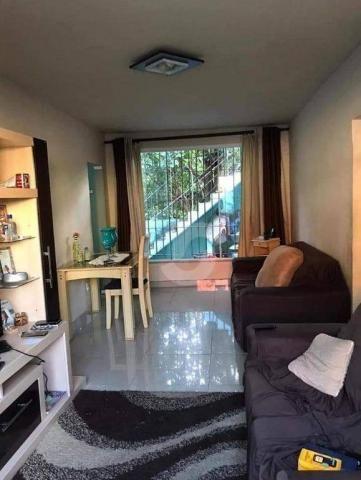 Casa com 3 dormitórios à venda, 56 m² por R$ 200.000,00 - Mutuá - São Gonçalo/RJ - Foto 7