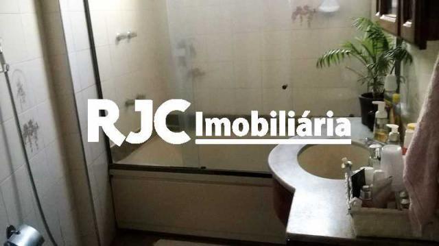 Cobertura à venda com 3 dormitórios em Tijuca, Rio de janeiro cod:MBCO30195 - Foto 9