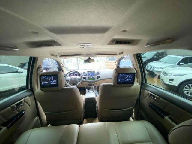 Toyota Hilux SW4 SW4 3.0 SRV 4X4 CD 7 LUGARES 16V TURBO INTERCOOLER 4P AUTOMÁTICO - Foto 8