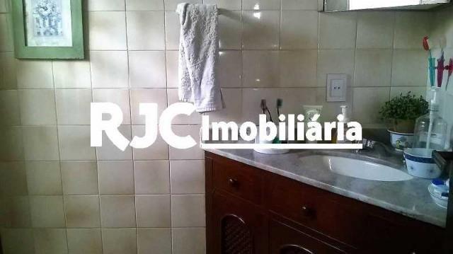 Cobertura à venda com 3 dormitórios em Tijuca, Rio de janeiro cod:MBCO30195 - Foto 14