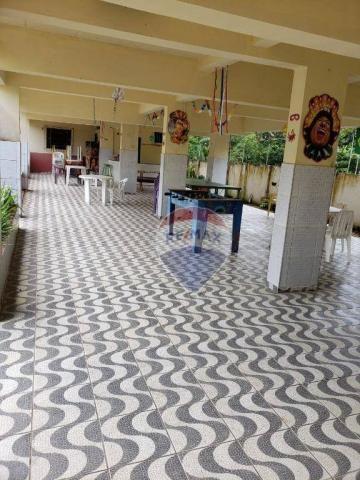 Apartamento com 1 dormitório, 55 m² - Mosqueiro - Belém/PA - Foto 12